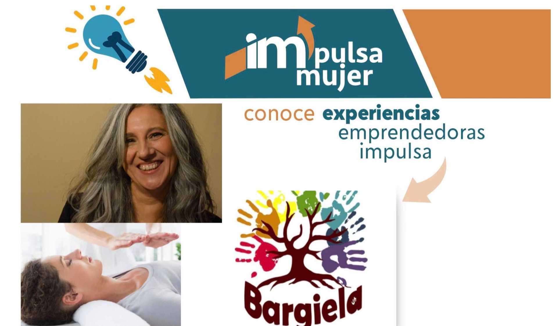 Experiencia emprendedora impulsa Conchi Bargiela, terapeuta floral
