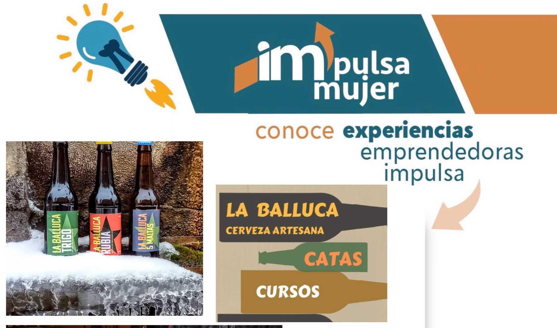 Experiencia emprendedora Judith La Balluca Cerveza Artesana.